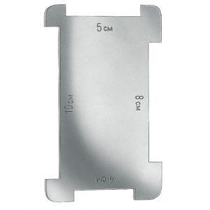 Skin Straightening plate - Plastic Surgery Instruments - Zainsa Instruments
