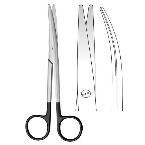 Super Cut Lexer-Baby Dissecting Scissors   Zainsa Instruments