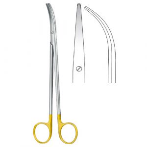 TC Metzenbaum-Thorek Scissors - Zainsa Instruments