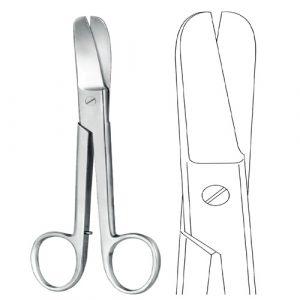 Lorenz Bandage Scissors - Verbandschere - Zainsa Instruments