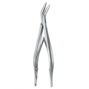 Michel Clip Applying and Removing Forceps 13 cm   Zainsa Instr